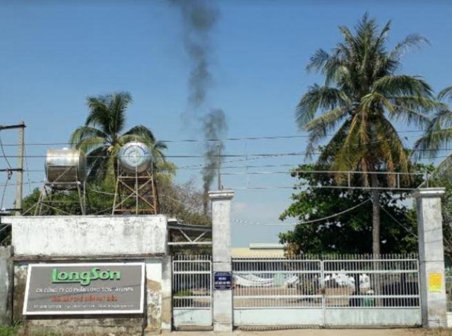 Gia Lai: Nhà máy bao bì carton IaPacco và nhà máy điều Long Sơn gây ô nhiễm