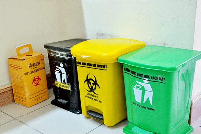 Chất thải nguy hại – Nhân tố ảnh hưởng không nhỏ đến môi trường và sức khoẻ con người