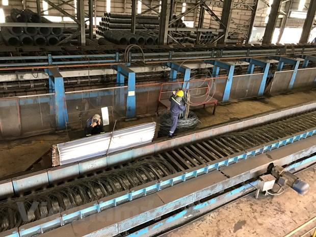 Nhập khẩu sắt thép phế liệu giảm hơn 50% trong hai tháng đầu năm