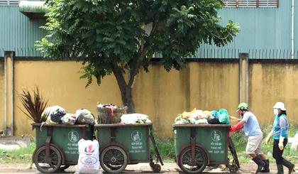 Tiếp tục nâng cao hiệu quả thu gom, xử lý rác thải trên địa bàn toàn tỉnh